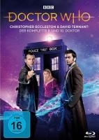 Doctor Who - Die Christopher Eccleston und David Tennant Jahre: Der komplette 9. und 10. Doktor (Blu-ray)