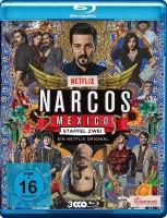 Narcos: Mexico - Staffel 02 (Blu-ray)