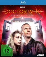 Doctor Who - Staffel 01 (Blu-ray)
