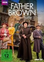 Father Brown - Staffel 03 (DVD)