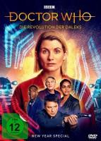 Doctor Who - Die Revolution der Daleks (DVD)