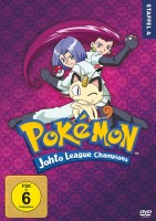Pokémon - Staffel 04 / Die Johto Liga Champions (DVD)