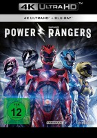 Power Rangers - 4K Ultra HD Blu-ray + Blu-ray (4K Ultra HD)