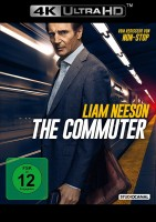 The Commuter - 4K Ultra HD Blu-ray + Blu-ray (4K Ultra HD)