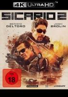 Sicario 2 - 4K Ultra HD Blu-ray (4K Ultra HD)