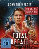 Total Recall - 4K Ultra HD Blu-ray + Blu-ray / Uncut / Limited Steelbook Edition (4K Ultra HD)