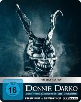 Donnie Darko - 4K Ultra HD Blu-ray / Limited Steelbook Edition (4K Ultra HD)