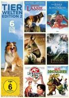 Tierwelten Edition 2 (DVD)