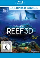 The Last Reef 3D - Blu-ray 3D + 2D (Blu-ray)