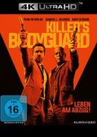 Killer's Bodyguard - Leben am Abzug! - 4K Ultra HD Blu-ray (4K Ultra HD)