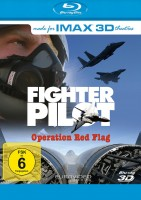 IMAX - Fighter Pilot - Operation Red Flag - Blu-ray 3D (Blu-ray)