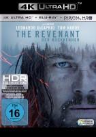 The Revenant - Der Rückkehrer - 4K Ultra HD Blu-ray + Blu-ray (Ultra HD Blu-ray)