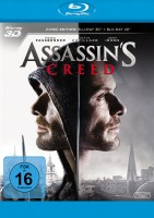 Assassin's Creed - Blu-ray 3D + 2D (Blu-ray)