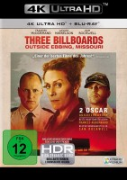 Three Billboards Outside Ebbing, Missouri - 4K Ultra HD Blu-ray + Blu-ray (4K Ultra HD)
