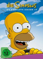 Die Simpsons - Season 19 (DVD)