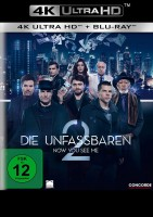 Die Unfassbaren 2 - Now You See Me - 4K Ultra HD Blu-ray + Blu-ray (Ultra HD Blu-ray)