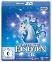 Das letzte Einhorn 3D - Blu-ray 3D (Blu-ray)
