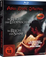 Asian Erotic Collection (Blu-ray)