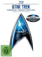 Star Trek I - VI - Collection - Remastered / inkl. USB-Stick (Blu-ray)