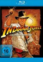 Indiana Jones - The Complete Adventures / Amaray (Blu-ray)