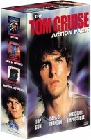 Tom Cruise - Action Pack (DVD)