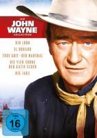 Die John Wayne Collection - Jubiläums-Box / Repack (DVD)