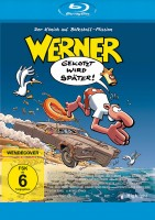 Werner - Gekotzt wird später! (Blu-ray)