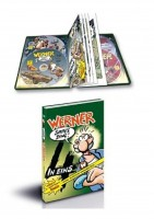 Werner 1-4 im Mediabook - incl. Comic (DVD)