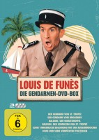 Louis de Funes - Gendarmen Box (DVD)