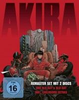 Akira - 4K Ultra HD Blu-ray + Blu-ray (4K Ultra HD)
