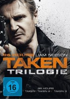 Taken Trilogie (DVD)