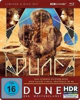 Dune - Der Wüstenplanet - 4K Ultra HD Blu-ray + 2 Blu-rays / Steelbook Edition (4K Ultra HD)