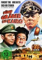 Fünf Gräber bis Kairo (DVD)