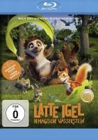 Latte Igel und der magische Wasserstein (Blu-ray)