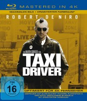 Taxi Driver - Mastered in 4K (Blu-ray)