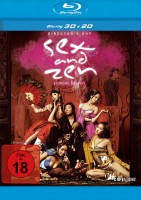 Sex and Zen: Extreme Ecstasy 3D - Director's Cut / Blu-ray 3D + 2D (Blu-ray)