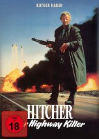 Hitcher - Der Highway Killer - Special Edition Mediabook (Blu-ray)