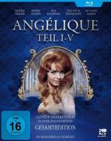 Angelique I-V - Gesamtedition / HD Remastered (Blu-ray)