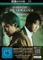Sympathy For Mr. Vengeance - 4K Ultra HD Blu-ray + Blu-ray (4K Ultra HD)