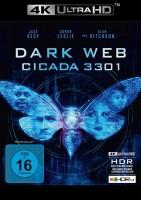 Dark Web: Cicada 3301 - 4K Ultra HD Blu-ray (4K Ultra HD)