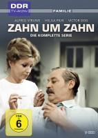 Zahn um Zahn - Die komplette Serie / DDR TV-Archiv (DVD)