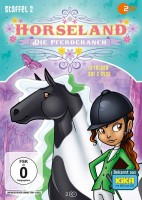 Horseland - Die Pferderanch - Staffel 2 (DVD)