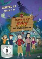 Familie Fox - Die Geheimnishüter - Staffel 2.1 (DVD)