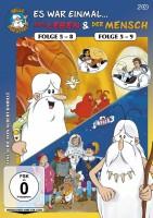 Es war einmal...Das Leben & Der Mensch - Folge 5-8 / Folge 5-9 (DVD)
