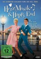 Herz, Musik & Happy End - Die schönsten Schlager-Filme der 60er Jahre (DVD)