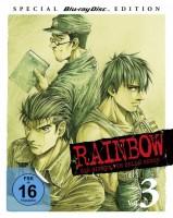 Rainbow - Die Sieben von Zelle sechs - Vol. 3 (Blu-ray)