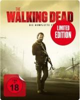 The Walking Dead - Staffel 05 / Uncut / Limited Steelbook (Blu-ray)