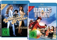 Balls Of Fury & Undercover Brother (Blu-ray)