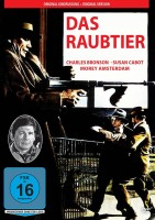 Das Raubtier - Original Kinofassung + Originalversion (DVD)