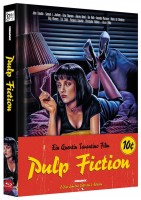 Pulp Fiction - Limited Collector's Edition - wattiert (Blu-ray)